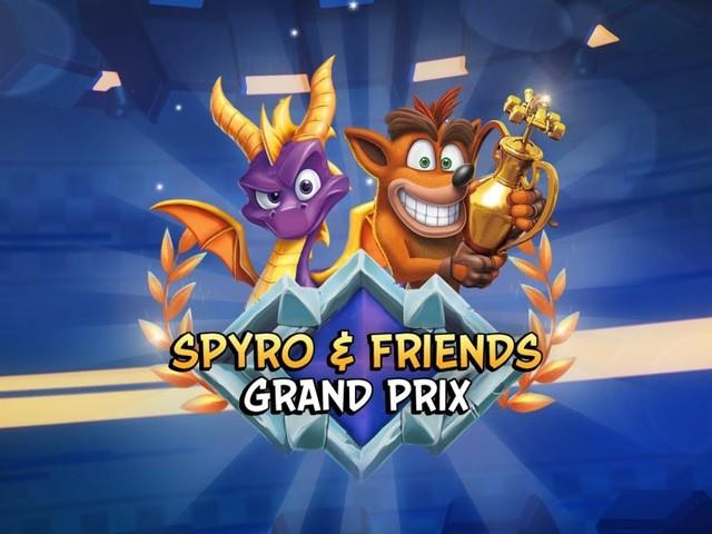 Crash Team Racing Nitro Fueled: arriva Spyro con il nuovo Grand Prix!