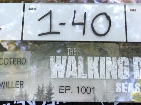 Al via le riprese di The Walking Dead 10: presto nessun ritorno sarà più segreto? (Foto)