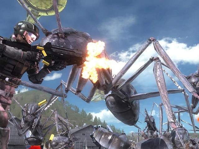 Earth Defense Force 5: l'invasione aliena arriva su PC grazie a Steam