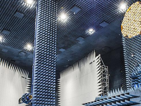Estec, il cuore scientifico dell'Agenzia spaziale europea