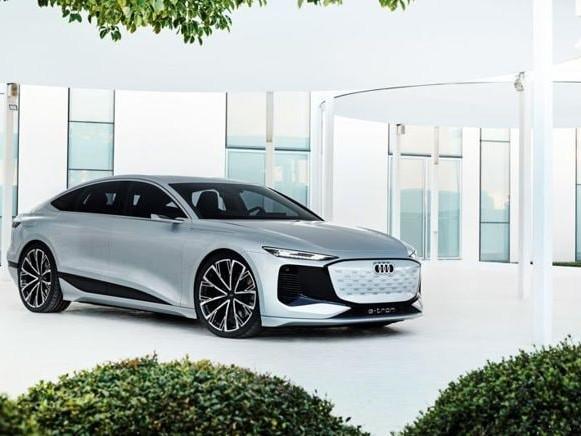 Audi A6 e-tron concept, l'ammiraglia elettrica a oltre 700 km di autonomia