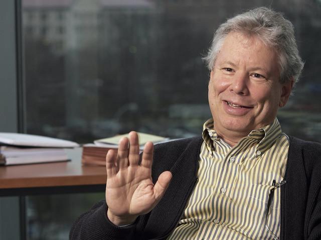 Il Nobel a Richard Thaler, lo studioso che ha psicanalizzato l'economia