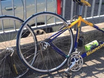 Sbalzato dalla bici dopo lo schianto, cassanese muore sulla Mornera