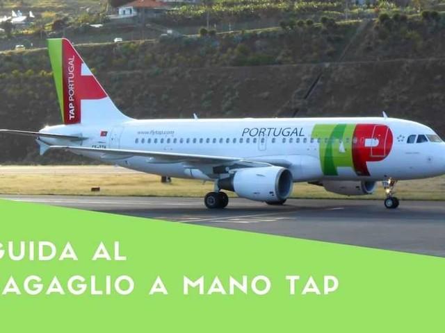 Bagaglio a mano TAP Air Portugal: peso e dimensioni