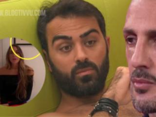 """Il video di Greta per Gianmaria al GF Vip: """"spunta"""" Fabrizio Corona, ecco il dettaglio che non passa inosservato"""