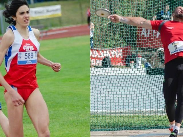 Avis Macerata in festa: Eleonora Vandi e Giovanni Faloci ai Campionati del Mondo di Doha