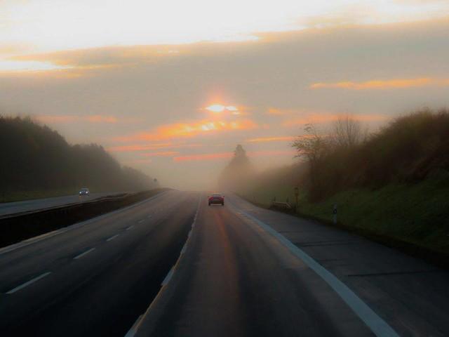 Meteo e traffico in autostrada: incidenti in A26 e A1, ritorna la nebbia