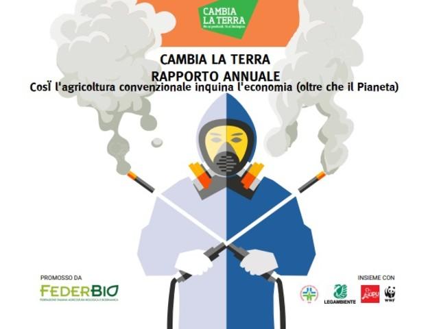 Rapporto Cambia la Terra 2018: «Chi non inquina, non paghi!»