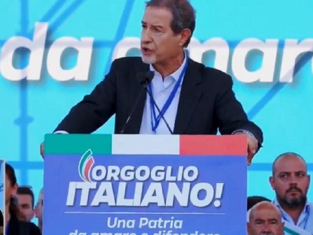 """Migranti, Musumeci: """"La mia Sicilia è di nuovo un campo profughi, Lampedusa lasciata sola"""""""
