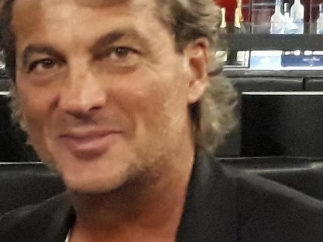 L'ex attaccante di serie A Maurizio Iorio ospite alla cena sociale del Roma Club di Montecosaro