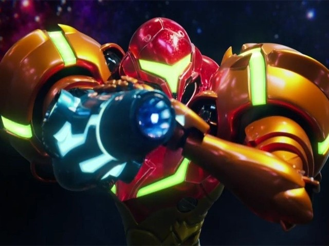 Retro Studios sembra essere al lavoro su un misterioso videogioco comparso in una foto di Reggie Fils-Aime