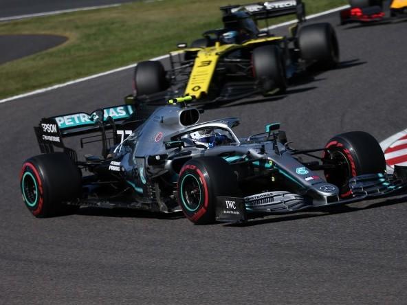 F1 | GP Giappone 2019, Gara: Bottas al comando – DIRETTA