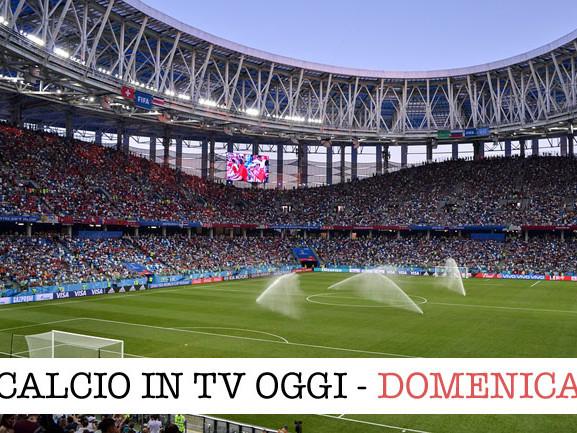 Calcio in tv 17 novembre 2019: Serie C e qualificazioni a Euro 2020