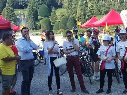 Varese capitale del cicloturismo italiano. La terra dei laghi ospita gli appassionati di bici