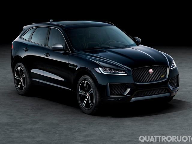 Jaguar F-Pace - Arrivano le 300 Sport e Chequered Flag