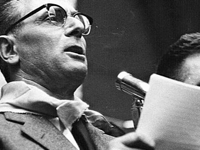 «Enrico Mattei, una figura di manager pubblico», storico e carismatico simbolo dell'Eni