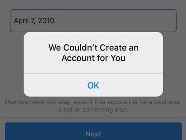 Instagram, i nuovi utenti dovranno dichiarare l'età