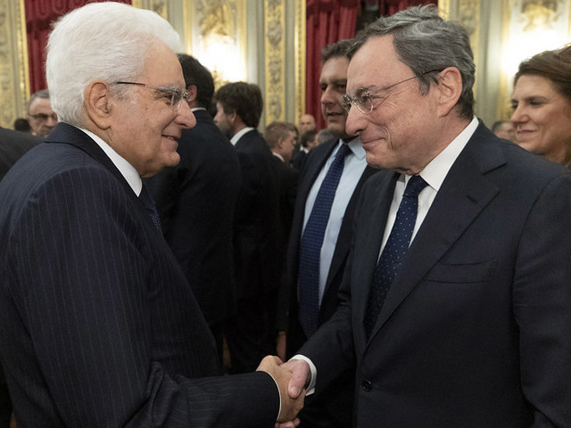 """Il segnale di Mattarella alle Camere: """"Non stravolgete i provvedimenti di Draghi"""""""