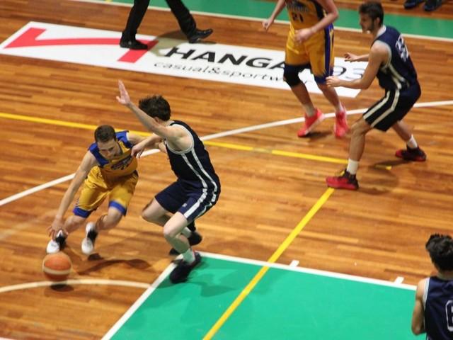Basket Serie D: Gardolo sconfitto dal Piani anche in gara 2