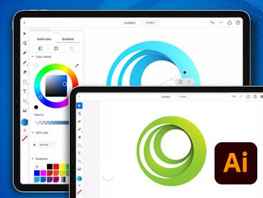 How to Use Illustrator on iPad