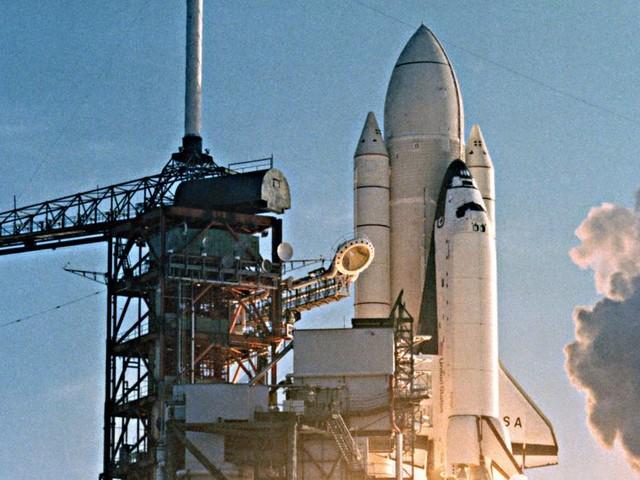 40 anni fa il primo volo dello Space Shuttle Columbia