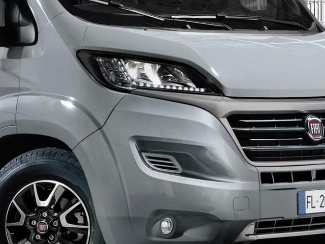 Veicoli commerciali Fiat Professional: ecco il Ducato elettrico
