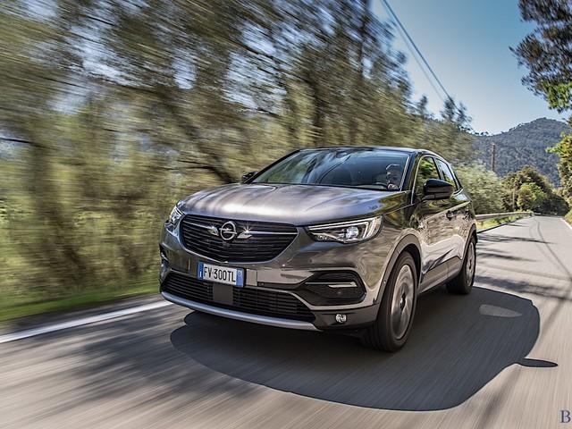 Parco Valentino 2019: Opel Grandland X