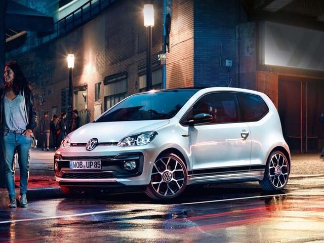 Nuova Volkswagen up! GTI: prezzo, consumi e motori