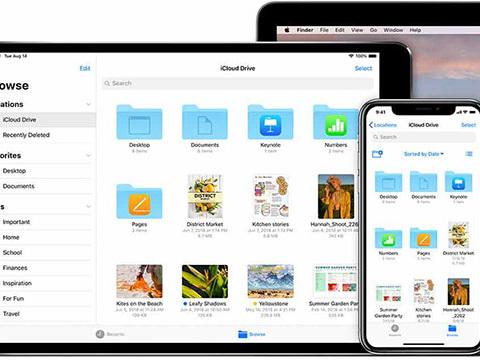 Le app per la gestione file iPhone e iPad