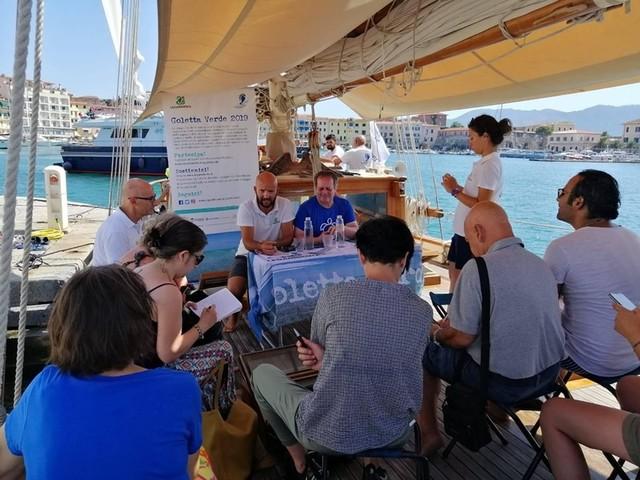 Goletta Verde: in Toscana fuori norma 9 punti campionati su 20