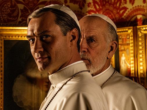 Jude Law, John Malkovich, Silvio Orlando, Marylin Manson: dal 10 gennaio arriva The New Pope