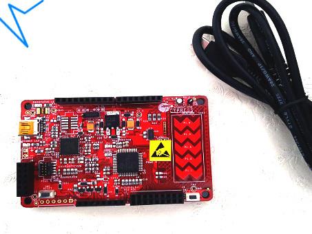 PSoC 4 Pioneer Kit per applicazioni embedded