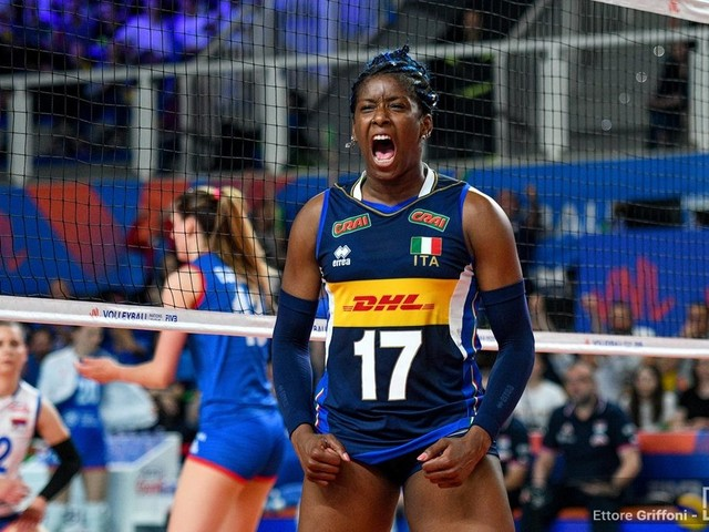 Italia-Portogallo volley oggi in tv, a che ora inizia e su che canale vederla in tv e streaming