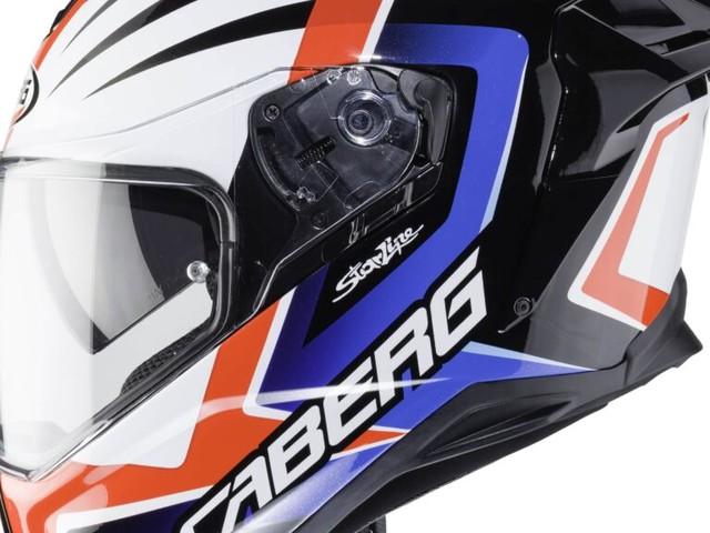 Caberg Drift Evo MR55, il nuovo casco per motociclisti dall'indole sportiva