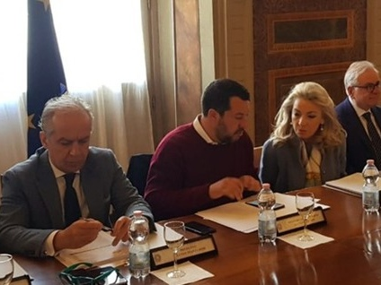Zone rosse «anti-illegalità» La Direttiva di Salvini ai prefetti