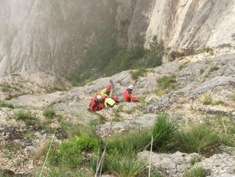 Base jumper norvegese si schianta in Trentino con la tuta alare