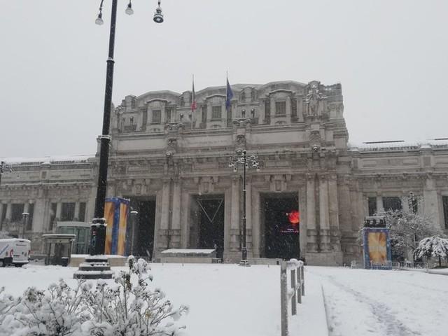 Neve e gelo sull'Italia del Nord: la situazione regione per regione