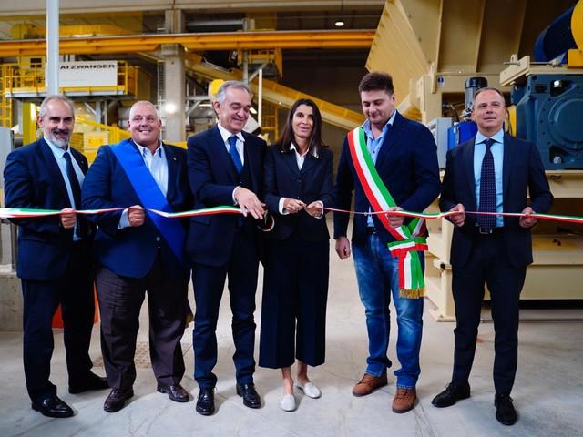 A Monterotondo Marittimo nasce il più grande impianto toscano di compostaggio