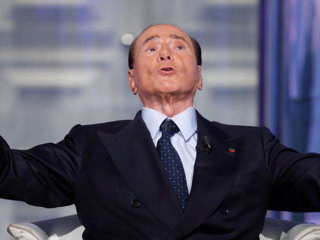Silvio is back