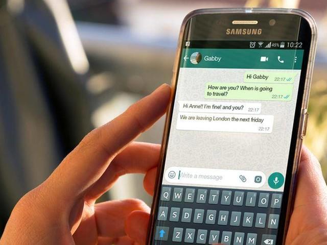 WhatsApp per Android, filtri per foto e pagamenti