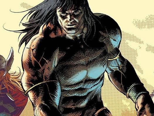 5 storie epiche di Conan il Barbaro