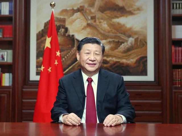 Il messaggio di fine anno del presidente cinese Xi Jinping