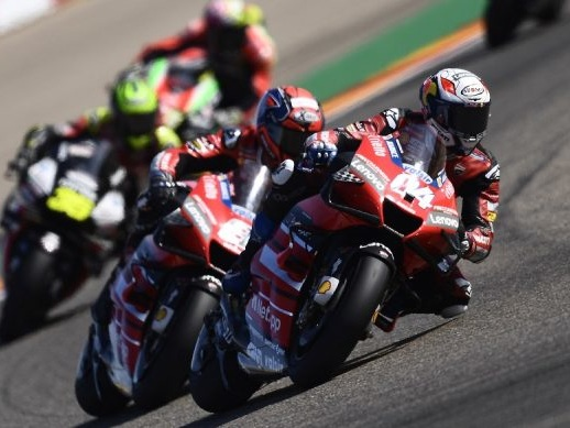 LIVE MotoGP, GP Teruel 2020 in DIRETTA: Alex Marquez il migliore della FP1 con caduta, Morbidelli 5° e Dovizioso 16°. FP2 alle 14.30