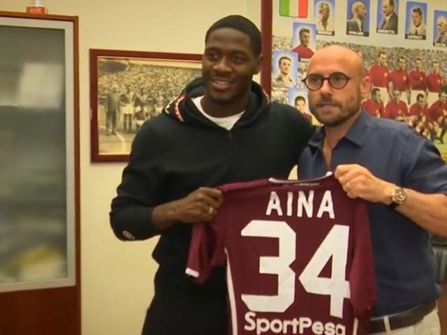 """Ola Aina: """"Domenica partita difficile, vogliamo i 3 punti"""""""