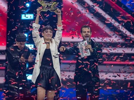 Ascolti tv 12 dicembre digital e pay: X Factor all'8,7% incoronando Sofia. Senza lode Roma e Lazio. Vola La5 in versione natalizia