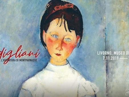 Amedeo Modigliani: prima grande mostra a Livorno, sua città natale, nel centenario della morte