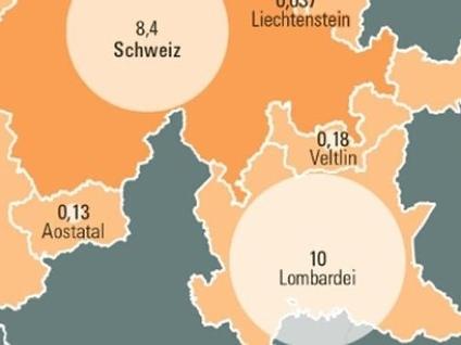 Lombardia annessa alla Svizzera? «Pronti a farlo anche domani»