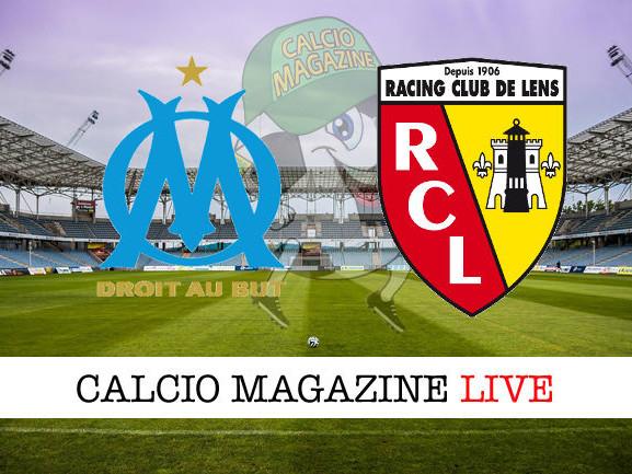 Ligue 1, Marsiglia – Lens: diretta live, risultato in tempo reale