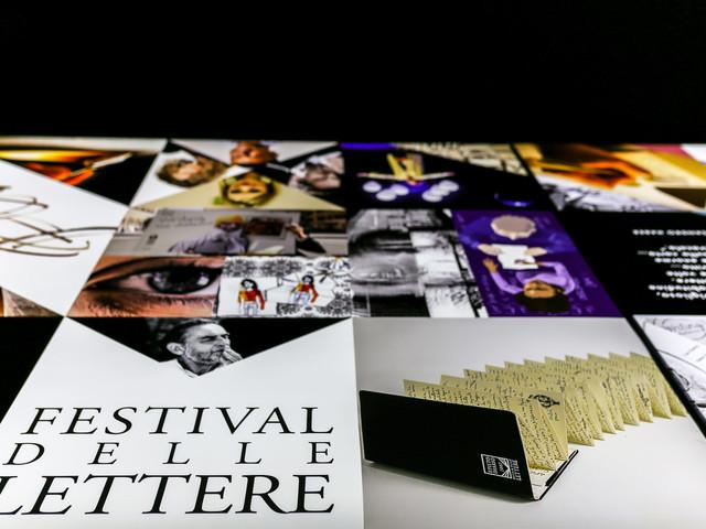 Festival delle Lettere: a Irene Romano la Lettera D'Oro 2017, commozione per Giusy Versace cartoon
