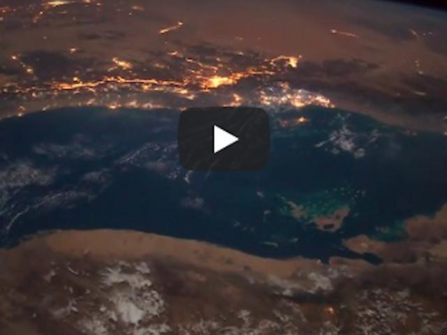 VIDEO. Un bolide brilla nel cielo d'Europa, visto dalla Stazione Spaziale